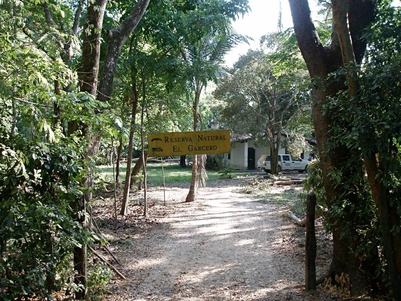 Schutzgebiet El Garcero